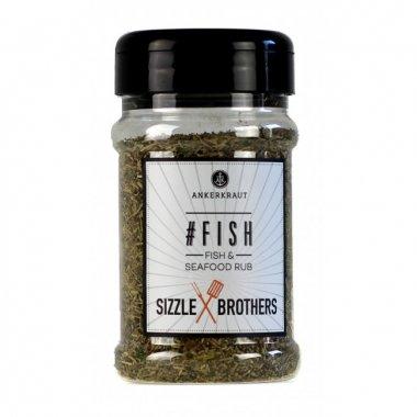 Ankerkraut #FiSH Fish & Seeafood Rub 130g im Streuer