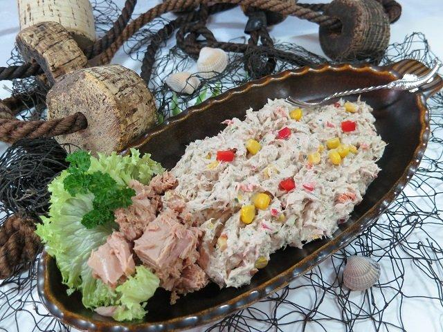 Thunfisch-Aufstrich