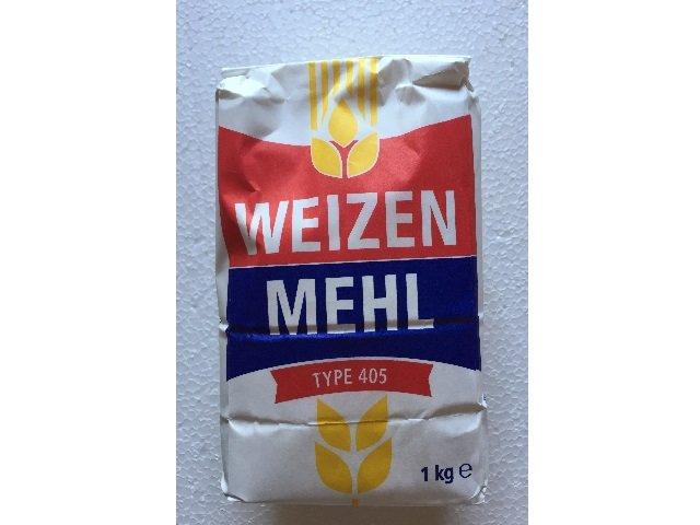 Weizenmehl Type 405 1kg