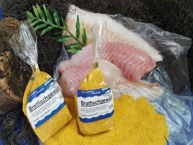 Bratfischgewürz Bratfischgewürzsalz 150g