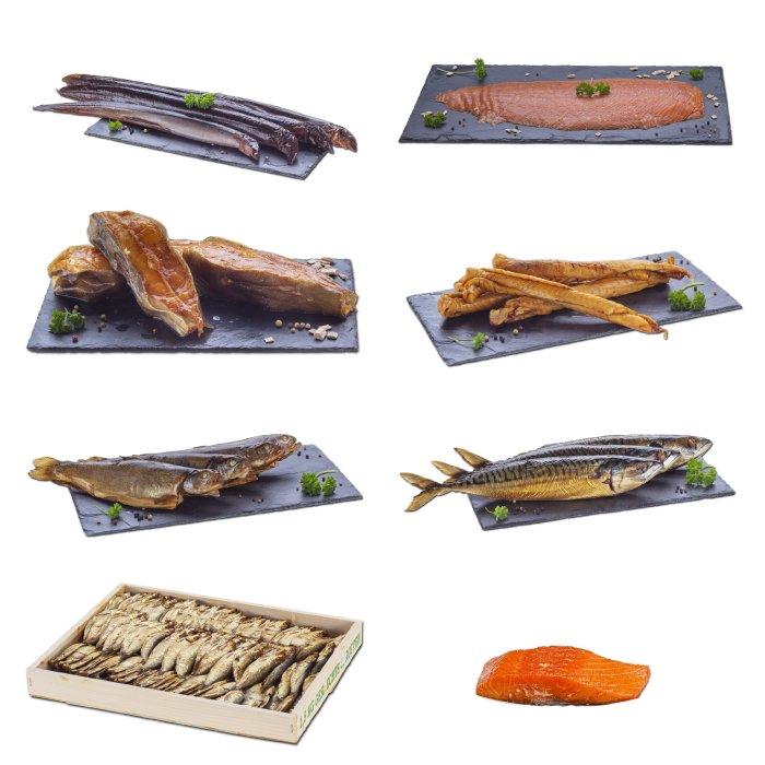 Räucherfisch Kennlernbox