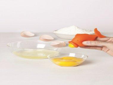 Peleg Design Eigelbtrenner Yolk Fish