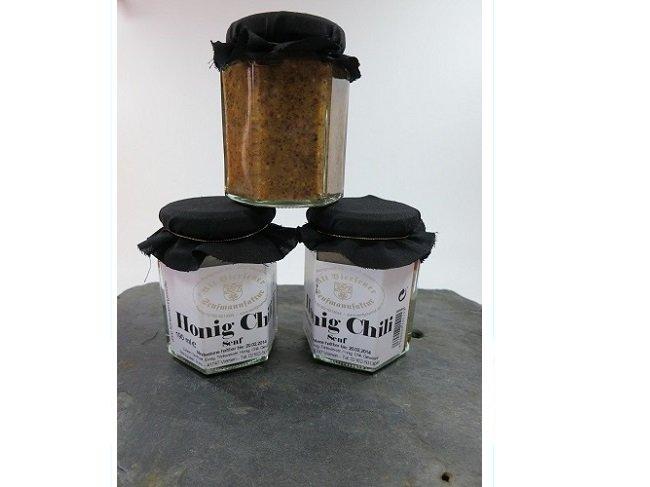 Honig-Chilli-Senf 180ml