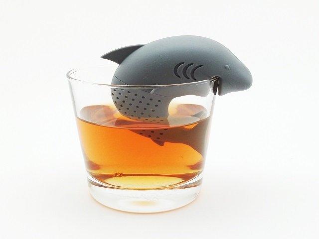 Teesieb Teeei Haifisch für Ihren Tee