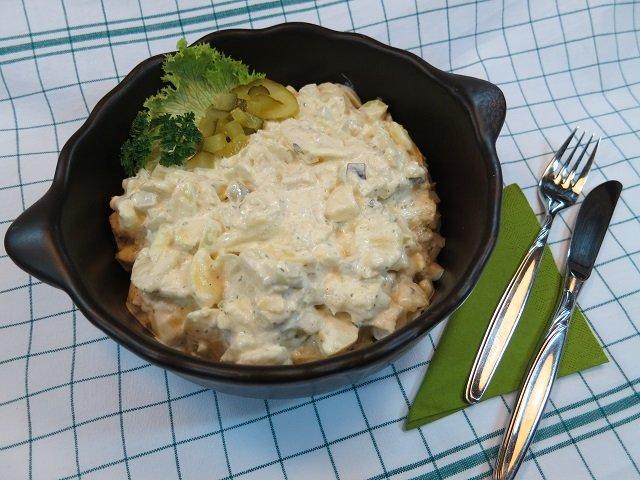 Kartoffelsalat (hausgemacht)