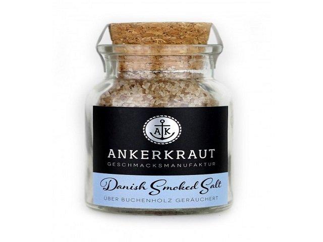 Ankerkraut Danish Smoked Salt, dänisches Rauchsalz 160g