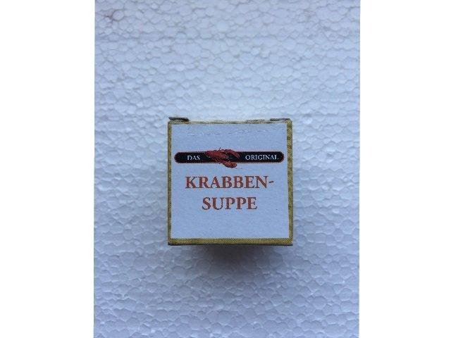 Krabben- Paste-Würfel für Krabbensuppe