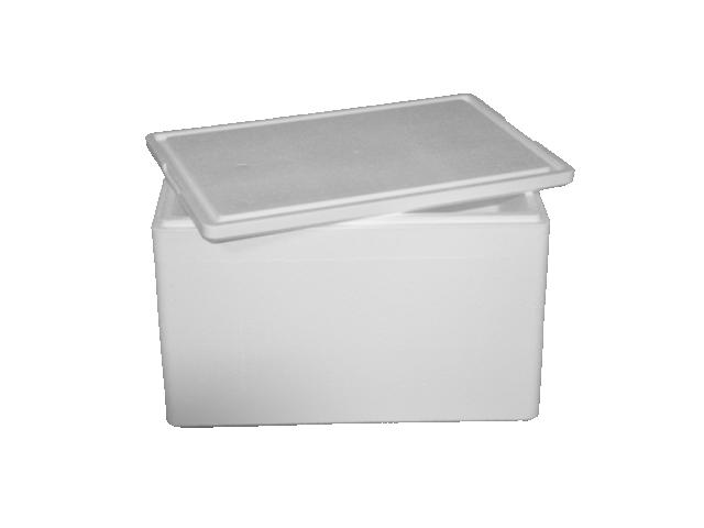 Thermobox, Styroporbox für Essen, Getränke & temperaturempfindliche Ware | Isolierbox aus Styropor m
