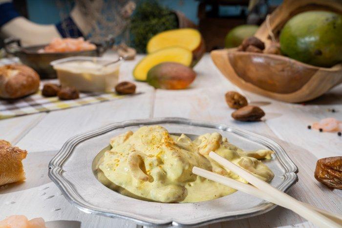 Thai-Lemon Garnelen