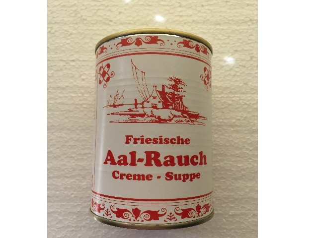 Dose Friesische Aal-Rauch Creme Suppe
