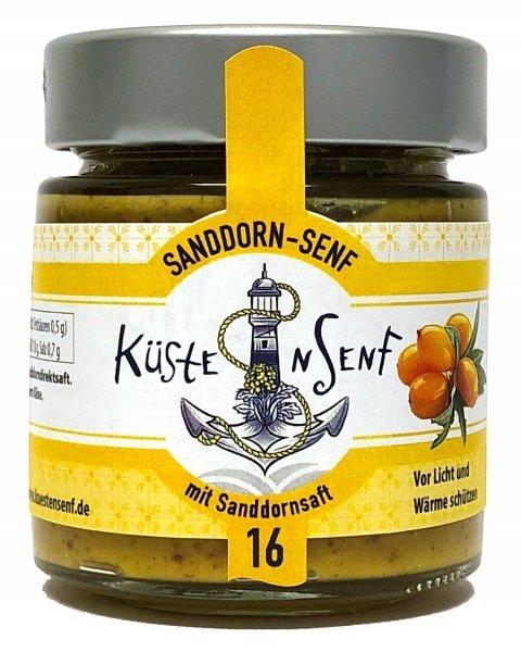 Sanddorn-Senf 150ml