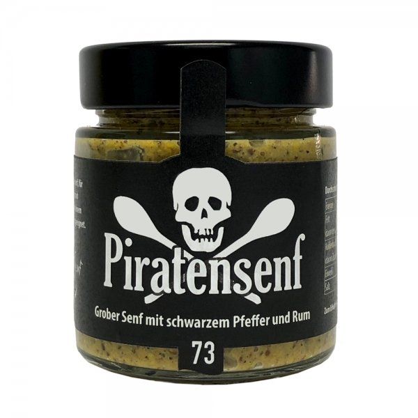 Piratensenf 150ml