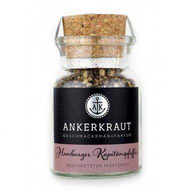 Ankerkraut Hamburger Kapitänspfeffer Korkenglas 75g