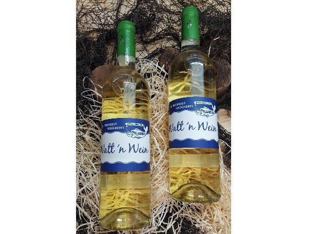 Watt'n Wein 0,75l leckerer Weißwein