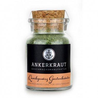 Ankerkraut Quarkgewürz Garten Korkenglas 55g