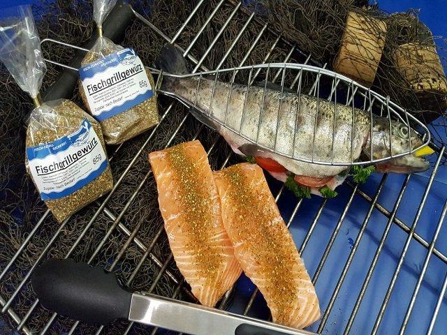 Fischgrillgewürz 85g