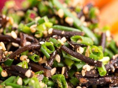 Hijiki 250g schwarzer Seealgensalat