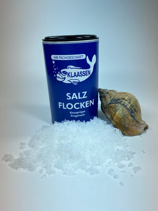 Klaassen Salz Flocken
