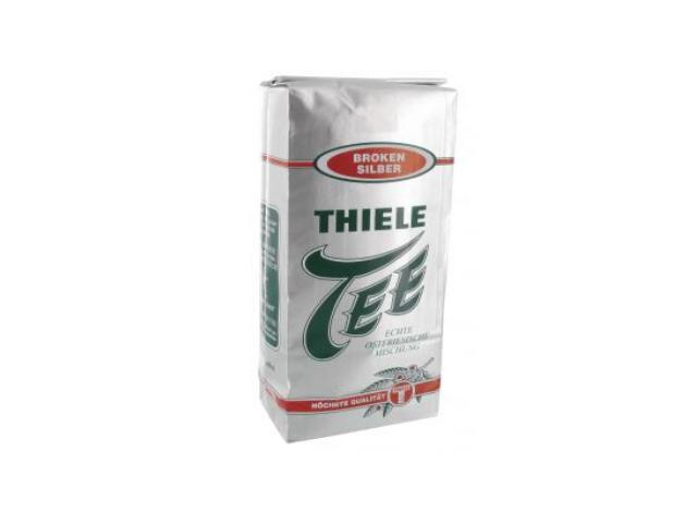 Thiele Tee Broken Silber 500g Echte Ostfriesen Mischung