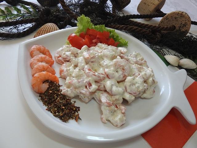 garnelen italiano 500g garnele salate emder fisch feinkost fisch online bestellen. Black Bedroom Furniture Sets. Home Design Ideas