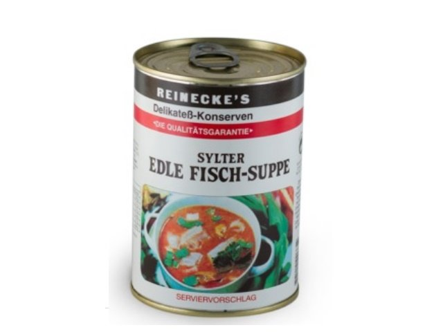 1 Dose Sylter Edle Fisch-Suppe Reineckes