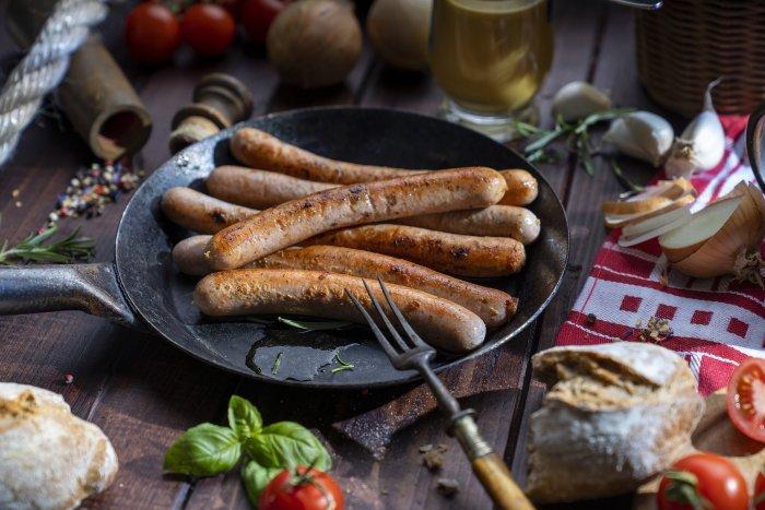 Gourmetbruzzler Bratwurst Thunfisch / Lachs