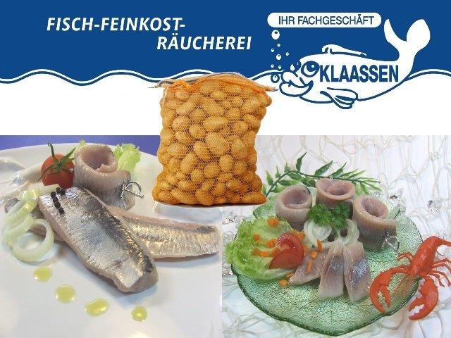 Kombi-Sparpaket 7x Matjes (3x2503 + 4x2539) + Kartoffeln