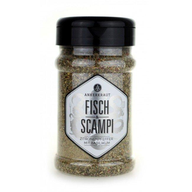 Ankerkraut Fisch und Scampi 150g im Streuer