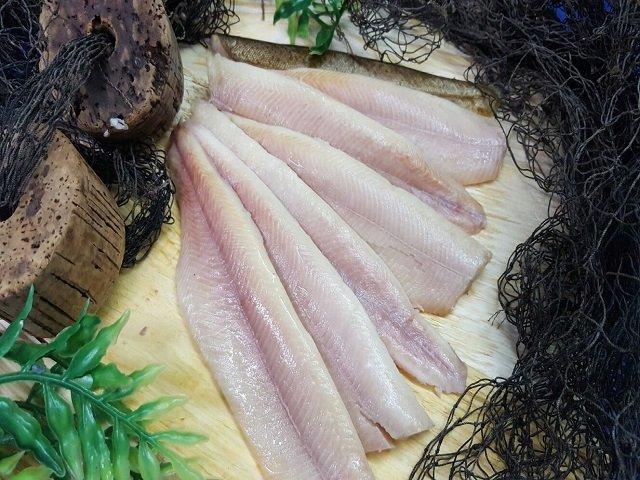Forellenfilet geräuchert 200g (3 Stück)