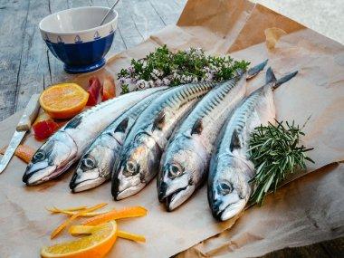 Makrele küchenfertig 750g