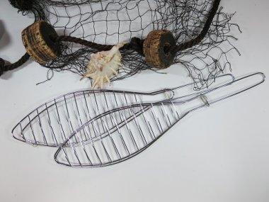Fischgriller Stück