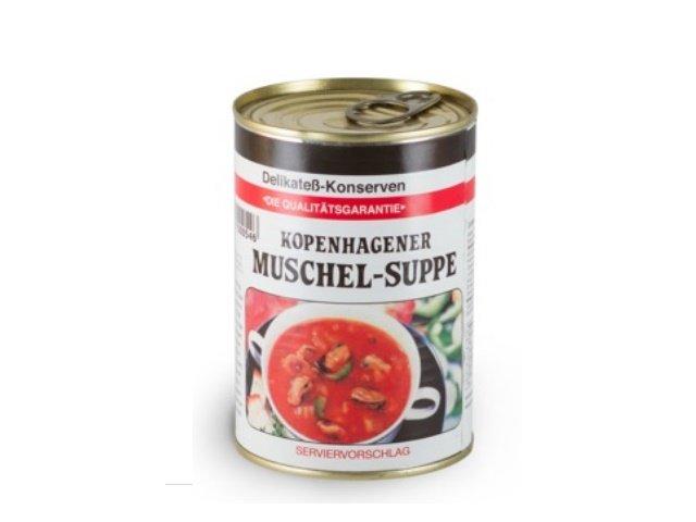 1 Dose Kopenhagener Muschel-Suppe Reinecke