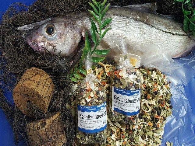 Kochfischgewürz 60g